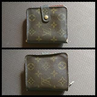 ルイヴィトン(LOUIS VUITTON)のルイヴィトン モノグラム 財布 ジャンク品(折り財布)