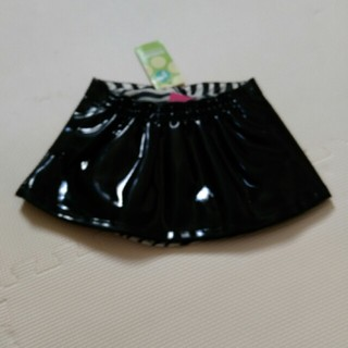 ジンボリー(GYMBOREE)のジンボリー 女児18~24month  黒スカート タグ付き(スカート)