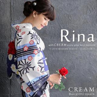 浴衣  Rinaモデル  (浴衣)