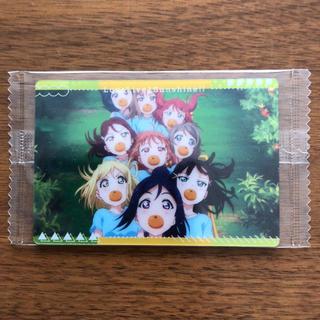バンダイ(BANDAI)のラブライブ!サンシャイン‼︎ウエハース カード 9人(カード)