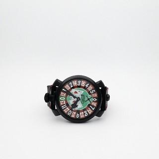 ガガミラノ(GaGa MILANO)の【GaGaMILANO】マニュアーレ48´ラスベガス ☆世界限定500本☆(腕時計(アナログ))