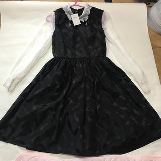 ミルク(MILK)の本日お支払い限定価格♡ブラックスワンdress♡(その他)