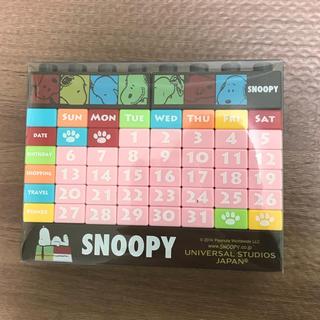 SNOOPY - スヌーピーカレンダー