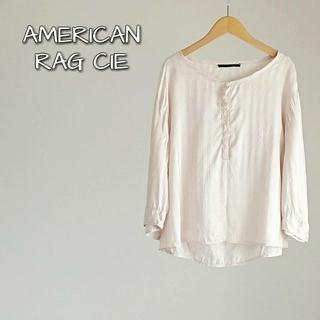 アメリカンラグシー(AMERICAN RAG CIE)のAMERICAN RAG CIE アメリカンラグシー ブラウス カットソー(カットソー(長袖/七分))