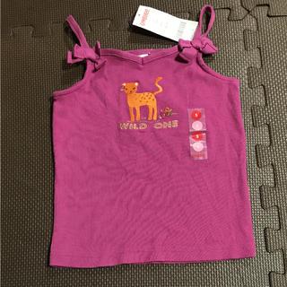 ジンボリー(GYMBOREE)の新品タグ付き ジンボリー 5歳用 キャミソール(Tシャツ/カットソー)