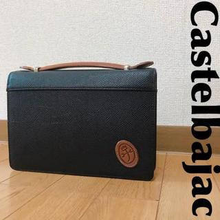 カステルバジャック(CASTELBAJAC)のCASTELBAJAC カステルバジャック クラッチバッグ 0810(セカンドバッグ/クラッチバッグ)