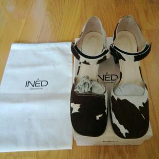 イネド(INED)のINED(ハイヒール/パンプス)