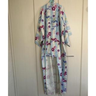 浴衣 きもの 帯付き(浴衣)