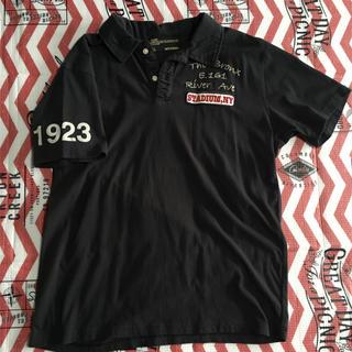 バックナンバー(BACK NUMBER)のバックナンバー ポロシャツ XLサイズ(ポロシャツ)