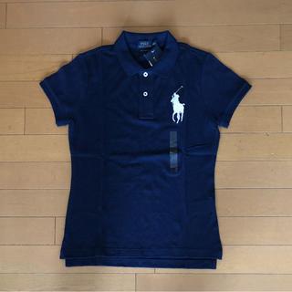 ポロラルフローレン(POLO RALPH LAUREN)の◆新品タグ付き RALPH LAUREN ポロシャツ S(ポロシャツ)