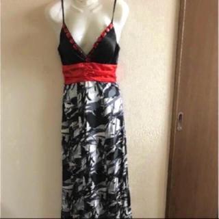 セール セクシーロングドレス(ロングドレス)