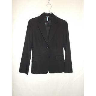 ruPLAIN レディース スカートスーツ ブラック(スーツ)