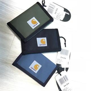 カーハート(carhartt)のカーハート ウォレット 財布 カーキ(折り財布)