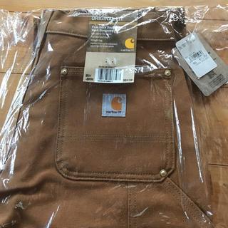 カーハート(carhartt)のボン様専用 新品 カーハート ダブルフロント 30インチ(ペインターパンツ)