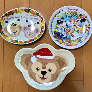 ディズニー(Disney)のTDL TDS ディズニーシー ダッフィー スーベニアプレート (食器)