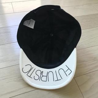 ムルーア(MURUA)のMURUA FUTURISTIC キャップ 帽子(キャップ)