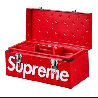 シュプリーム(Supreme)のSupreme Diamond Plate Tool Box(タバコグッズ)