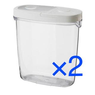 イケア(IKEA)のIKEA イケア 365+ 乾燥食品用容器  (容器)