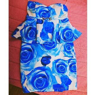 ドレス 新品(ミニドレス)