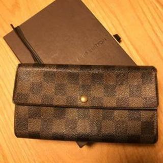 ルイビトンの財布(長財布)