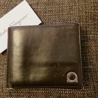 サルヴァトーレフェラガモ(Salvatore Ferragamo)のフェラガモ /二つ折財布/ men's(折り財布)