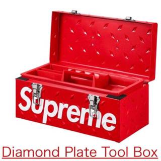 シュプリーム(Supreme)のsupreme diamond plate tool box(その他)