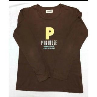 ピンクハウス(PINK HOUSE)のピンクハウスレディーストップス(Tシャツ(長袖/七分))