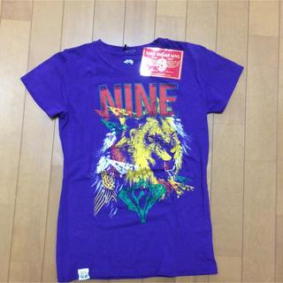 ナインルーラーズ(NINE RULAZ)のNine Rulaz Tシャツ XS 新品(Tシャツ(半袖/袖なし))