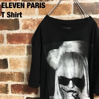 イレブンパリ(ELEVEN PARIS)のELEVEN PARIS T Shirt 古着 レア 希少デザイン(Tシャツ/カットソー(半袖/袖なし))