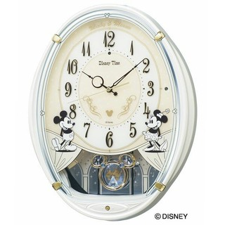 セイコー SEIKO 掛け時計 壁掛け FW579W ディズニー ミッキー