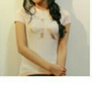 カルバンクライン(Calvin Klein)のCalvin Klein jeans★ロゴTシャツ★ピンク(Tシャツ(半袖/袖なし))