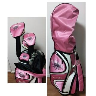 キャロウェイゴルフ(Callaway Golf)の送料無料キャロウェイCallawayレディースゴルフクラブ8本セット  ソレイル(クラブ)