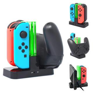 Nintendo Switch充電ドック Joy-con proコン対応(その他)
