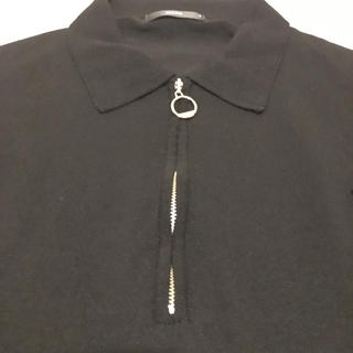 ハレ(HARE)の新品未使用!大人気モデル!HARE ニットカットソー(Tシャツ/カットソー(半袖/袖なし))