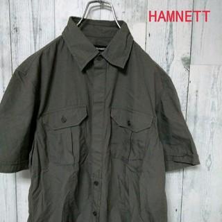 ハムネット(HAMNETT)のHAMNETT 半袖シャツ(シャツ)