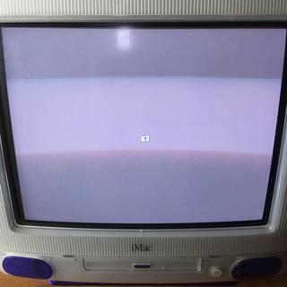 マック(Mac (Apple))のimac g3(デスクトップ型PC)