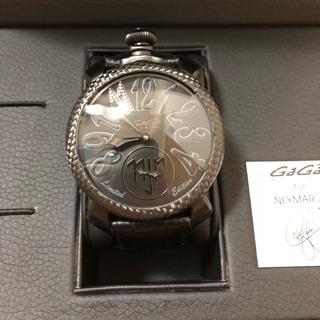 ガガミラノ(GaGa MILANO)のガガミラノ ネイマールモデル(腕時計(アナログ))