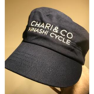 KINASHI CYCLE ✖️CHARI&CO コラボキャップ