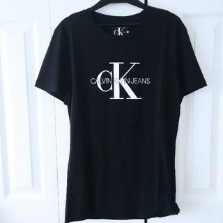 カルバンクライン(Calvin Klein)の《週末セール!!》CALVIN KLEIN JEANS ロゴTシャツ(Tシャツ(半袖/袖なし))