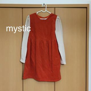 ミスティック(mystic)のワンピース(ひざ丈ワンピース)