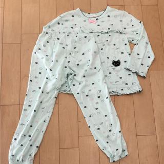 シマムラ(しまむら)のパジャマ  上下 150(パジャマ)