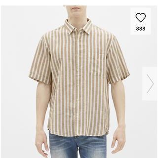 ジーユー(GU)のGU 半袖シャツ Sサイズ(シャツ)