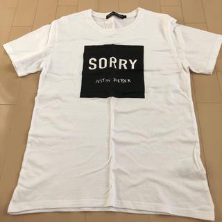 アベイル(Avail)のジャスティンビーバー Tシャツ(Tシャツ/カットソー(半袖/袖なし))
