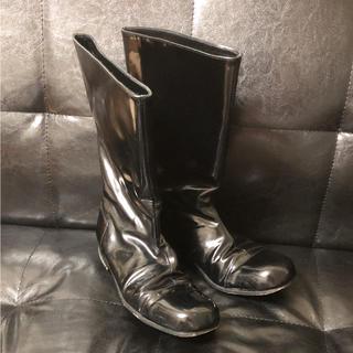 コムデギャルソン(COMME des GARCONS)のコムデギャルソン ショート ブーツ(ブーツ)