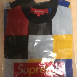 シュプリーム(Supreme)の送料込 L Supreme Patchwork Pique Tシャツ及びショーツ(Tシャツ/カットソー(半袖/袖なし))