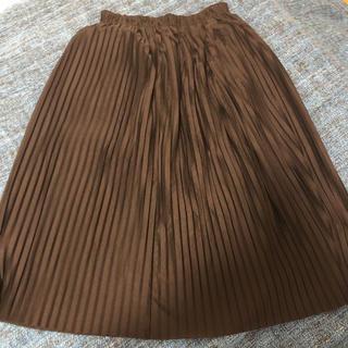 アズールバイマウジー(AZUL by moussy)のAZUL BY MOUSSYのスカート(ロングスカート)