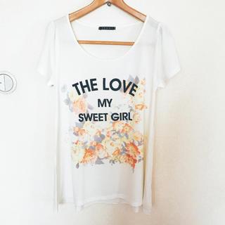 イング(INGNI)のINGNIのロングTシャツ(Tシャツ(半袖/袖なし))