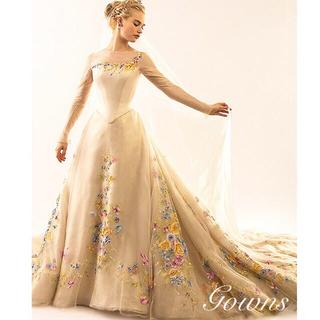 実写版映画「シンデレラのウエディングドレス」゚・*:.。(ウェディングドレス)