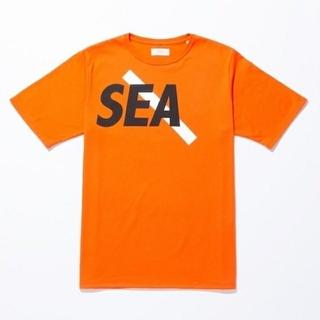 サタデーズサーフニューヨークシティー(SATURDAYS SURF NYC)のwind and sea   SATURDAYS  NY コラボTシャツ(Tシャツ/カットソー(半袖/袖なし))