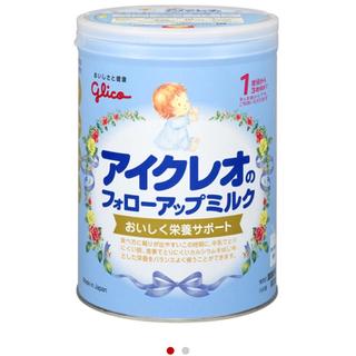 グリコ(グリコ)のアイクレオ フォローアップ ミルク(その他)
